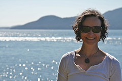 Meg on Orcas Island 2013 Photography by J. Napolitano