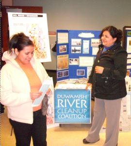 DRCC at South Park's Community Health Fair (Courtesy DRCC)