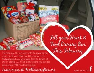Food driving box