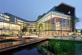 The brand new Gates Foundation building